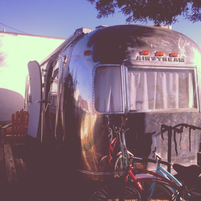 Airstream Santa Barbara